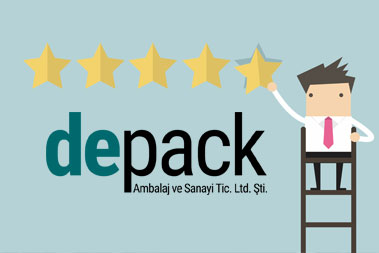 depack.com.tr is at your service with the new design Depack Packaging Blog News